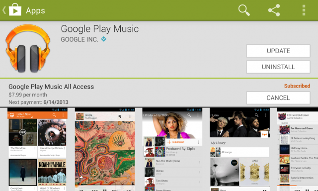 How to download songs on google play music on android: 5 steps.