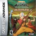 Avatar The Burning Earth Nintendo Game Boy Advance