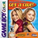 Mary-Kate and Ashley Get a Clue Nintendo Game Boy Color