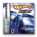 Hot Wheels All Out Nintendo Game Boy Advance