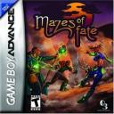 Mazes of Fate Nintendo Game Boy Advance