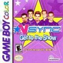 NSYNC Get to the Show Nintendo Game Boy Color