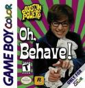 Austin Powers Oh Behave Nintendo Game Boy Color