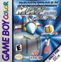 Bomberman Max Blue Champion Nintendo Game Boy Color