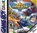 Buzz Lightyear of Star Command Nintendo Game Boy Color