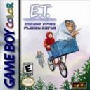 ET The Extraterrestrial Escape from Planet Earth Nintendo Game Boy Color