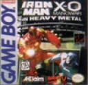Iron Man X-O Manowar in Heavy Metal Nintendo Game Boy
