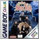 New Addams Family Nintendo Game Boy Color