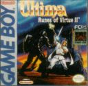 Ultima Runes of Virtue II Nintendo Game Boy