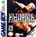 Ultimate Fighting Championship Nintendo Game Boy Color