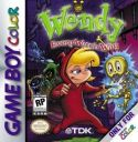 Wendy Every Witch Way Nintendo Game Boy Color