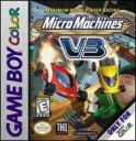 Micro Machines V3 Nintendo Game Boy Color