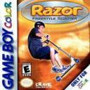 Razor Freestyle Scooter Nintendo Game Boy Color