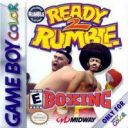 Ready 2 Rumble Boxing Nintendo Game Boy Color