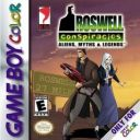 Roswell Conspiracies Aliens Myths Legends Nintendo Game Boy Color