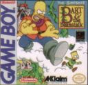 The Simpsons Bart and the Beanstalk Nintendo Game Boy