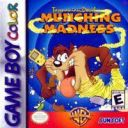 Tazmanian Devil Munching Madness Nintendo Game Boy Color