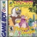 Zoboomafoo Playtime in Zobooland Nintendo Game Boy Color