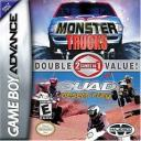 Monster Trucks Quad Fury Double Pack Nintendo Game Boy Advance