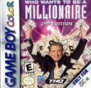 Who Wants To Be A Millionaire 2nd Edition Nintendo Game Boy Color