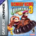 Donkey Kong Country 3 Nintendo Game Boy Advance