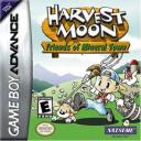 Harvest Moon Friends Mineral Town Nintendo Game Boy Advance