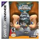 Jimmy Neutron vs Jimmy Negatron Nintendo Game Boy Advance