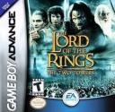 Lord of the Rings Two Towers Nintendo Game Boy Advance