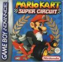 Mario Kart Super Circuit Nintendo Game Boy Advance