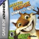 Over the Hedge Hammy Goes Nuts Nintendo Game Boy Advance