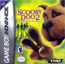 Scooby Doo Monsters Unleashed Nintendo Game Boy Advance