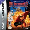 The Incredibles Rise of the Underminer Nintendo Game Boy Advance