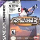 Tony Hawk 3 Nintendo Game Boy Advance