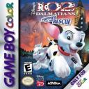 102 Dalmatians Puppies to the Rescue Nintendo Game Boy Color