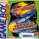 Arcade Classic Asteroids Missile Command Nintendo Game Boy