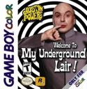 Austin Powers Welcome to my Underground Lair Nintendo Game Boy Color