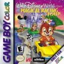 Disney Magical Racing Tour Nintendo Game Boy Color