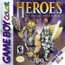 Heroes of Might and Magic Nintendo Game Boy Color