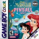 Little Mermaid 2 Pinball Frenzy Nintendo Game Boy Color