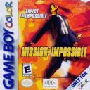 Mission Impossible Nintendo Game Boy Color