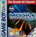 Missile Command Nintendo Game Boy Color