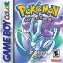 Pokemon Crystal Nintendo Game Boy Color