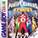 Power Rangers Lightspeed Rescue Nintendo Game Boy Color