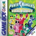 Power Rangers Time Force Nintendo Game Boy Color