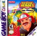 Rescue Heroes Fire Frenzy Nintendo Game Boy Color