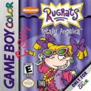 Rugrats Totally Angelica Nintendo Game Boy Color