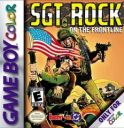 Sgt. Rock On the Frontline Nintendo Game Boy Color