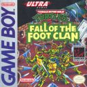 Teenage Mutant Ninja Turtles Fall of Foot Clan Nintendo Game Boy