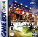 Test Drive Off-Road 3 Nintendo Game Boy Color