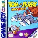 Tom and Jerry Mouse Hunt Nintendo Game Boy Color